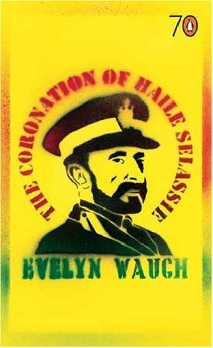 Greatest Book Covers - The Coronation of Haile Selassie