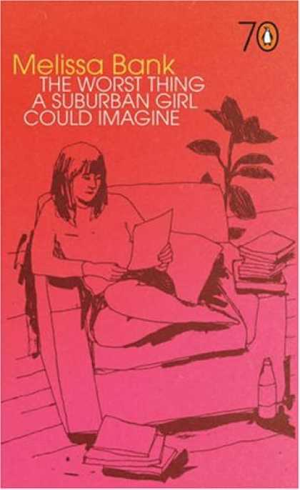 Greatest Book Covers - The Worst Thing A Suburban Girl Could Imagine