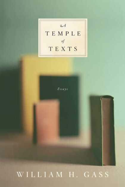 Greatest Book Covers - A Temple of Texts