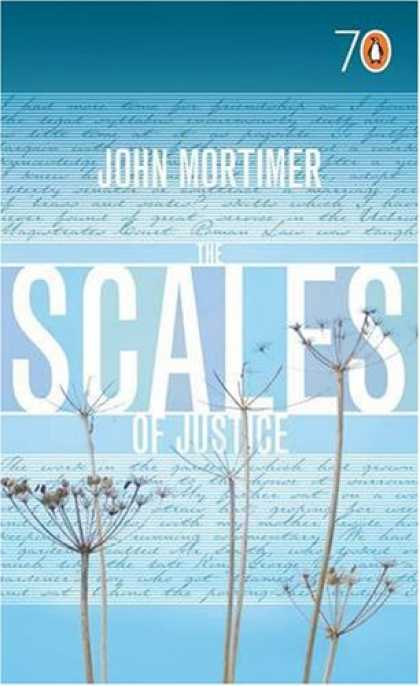 Greatest Book Covers - The Scales of Justice