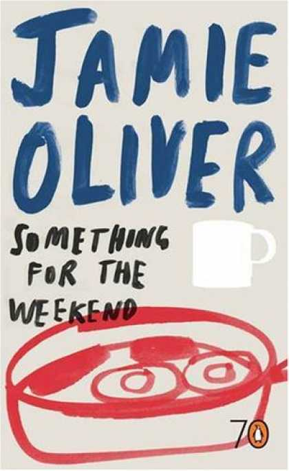 Greatest Book Covers - Something for the Weekend