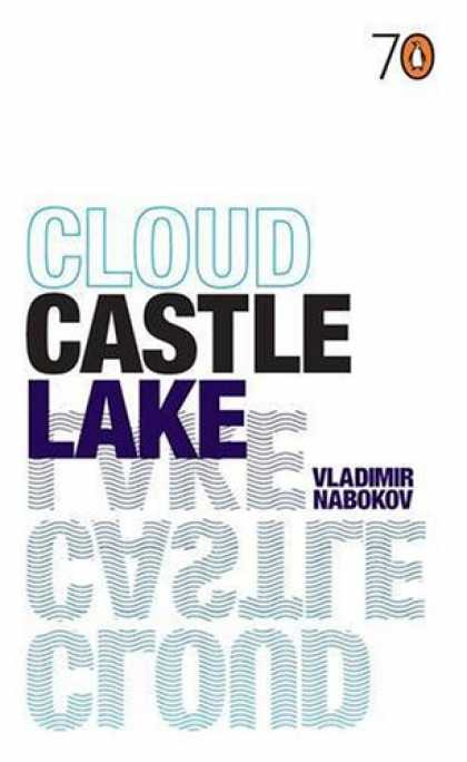 Greatest Book Covers - Cloud, Castle, Lake