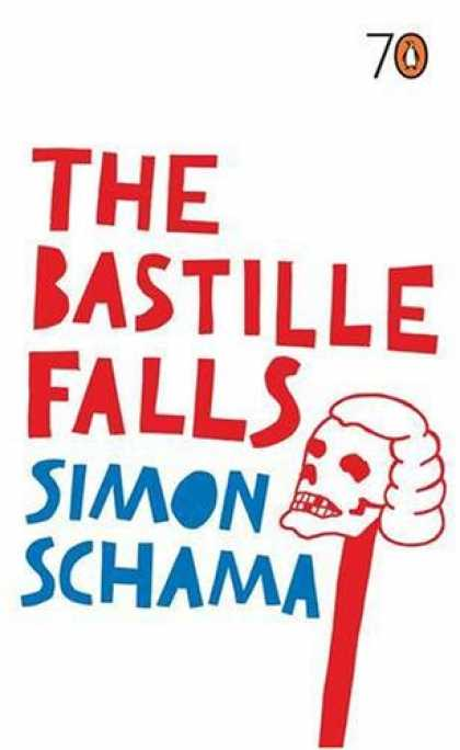 Greatest Book Covers - The Bastille Falls