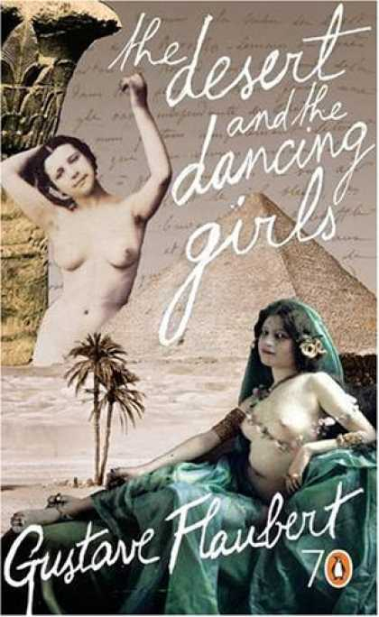 Greatest Book Covers - The Desert and the Dancing Girls