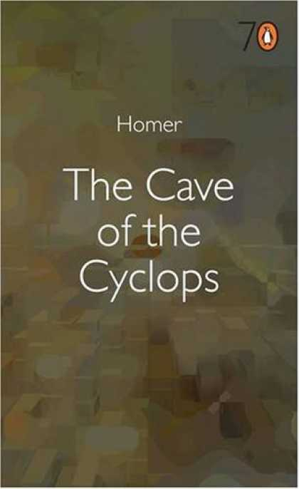 Greatest Book Covers - The Cave of the Cyclops