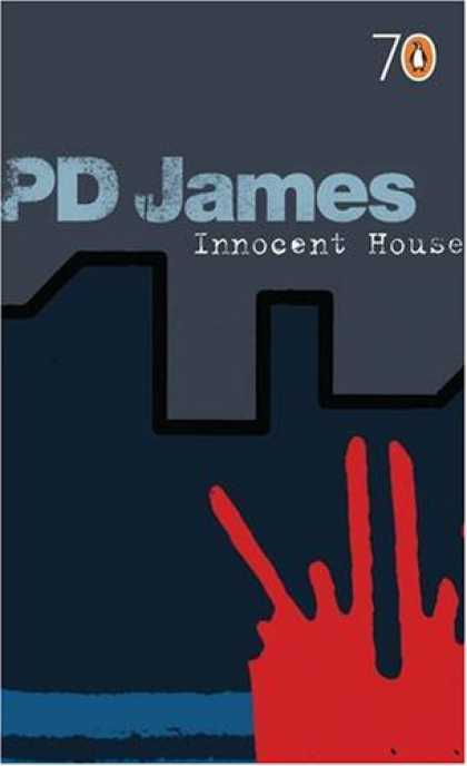 Greatest Book Covers - Innocent House