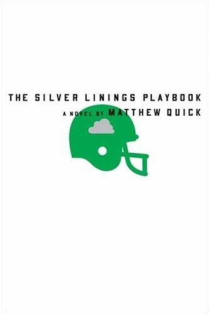 Greatest Book Covers - The Silver Linings Playbook