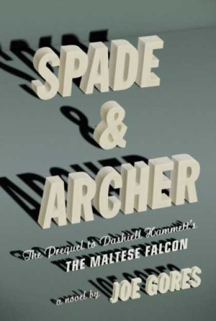 Greatest Book Covers - Spade & Archer