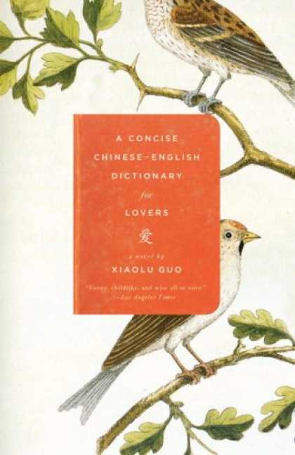 Greatest Book Covers - A Concise Chinese-English Dictionary for Lovers