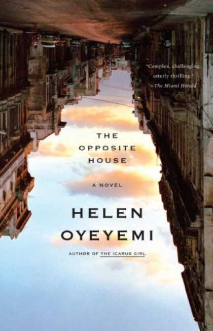 Greatest Book Covers - The Opposite House