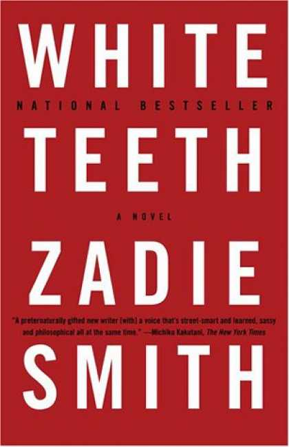 Greatest Book Covers - White Teeth