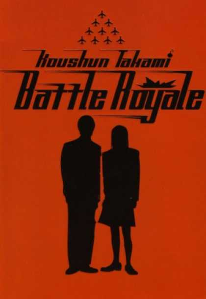 Greatest Book Covers - Battle Royale