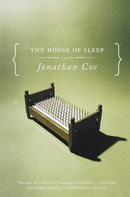 Greatest Book Covers - The House of Sleep