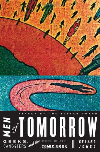 Greatest Book Covers - Men of Tomorrow