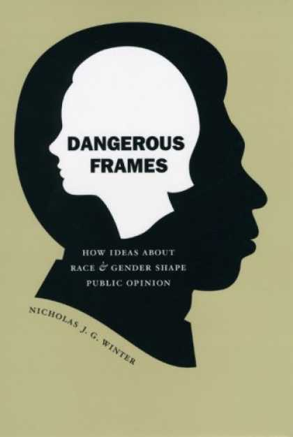 Greatest Book Covers - Dangerous Frames