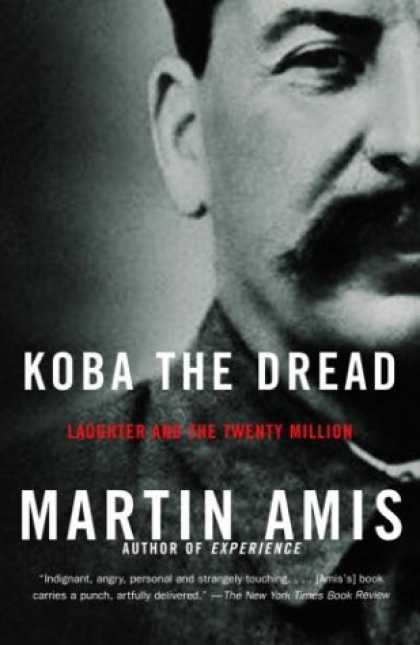 Greatest Book Covers - Koba the Dread