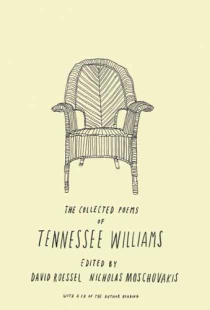 Greatest Book Covers - The Collected Poems of Tennessee Williams