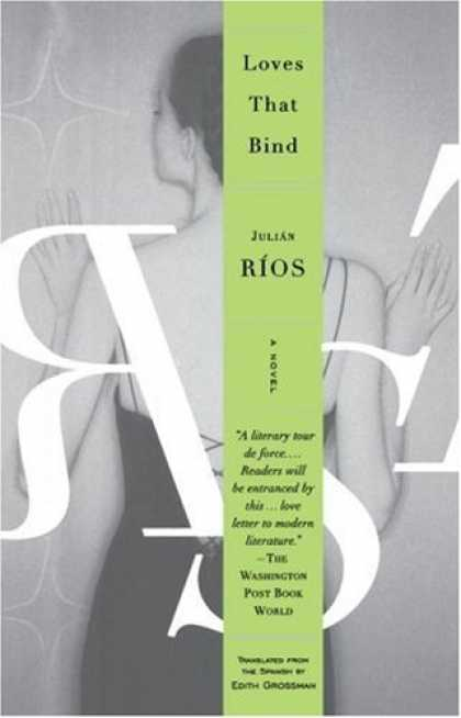 Greatest Book Covers - Loves That Bind