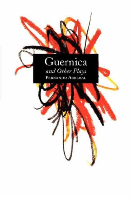 Greatest Book Covers - Guernica and Other Plays