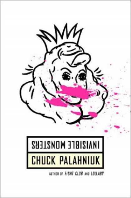 Greatest Book Covers - Invisible Monsters