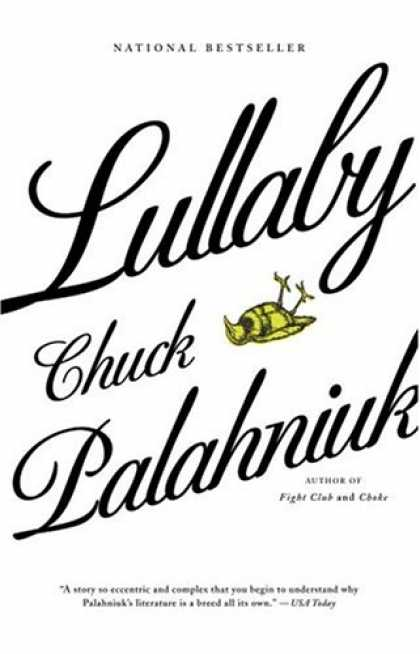 Greatest Book Covers - Lullaby
