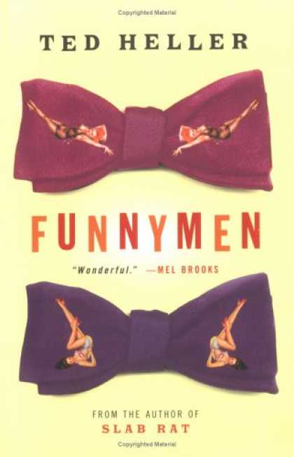 Greatest Book Covers - Funnymen