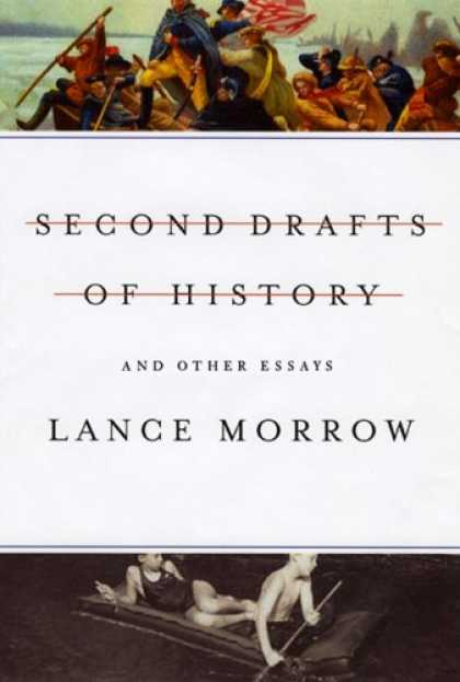 Greatest Book Covers - Second Drafts of History