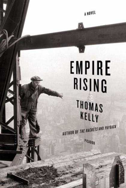 Greatest Book Covers - Empire Rising