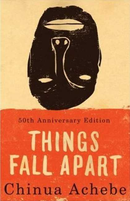 Greatest Book Covers - Things Fall Apart