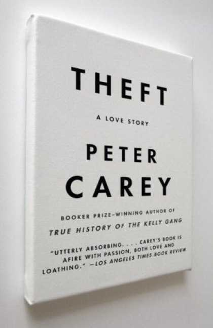 Greatest Book Covers - Theft