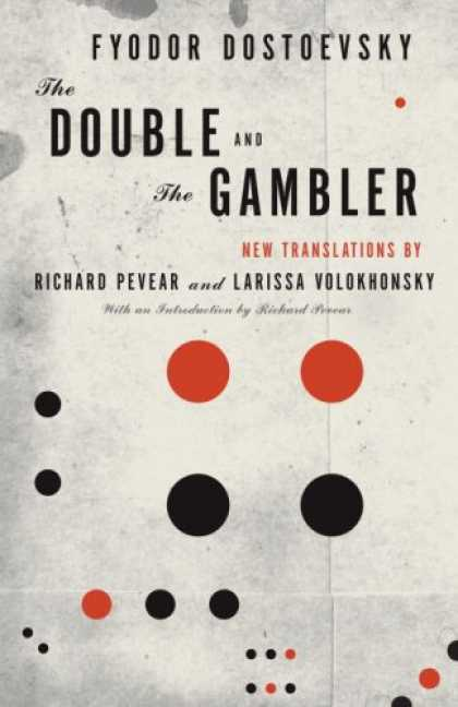 Greatest Book Covers - The Double and The Gambler