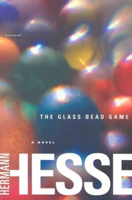 Greatest Book Covers - The Glass Bead Game