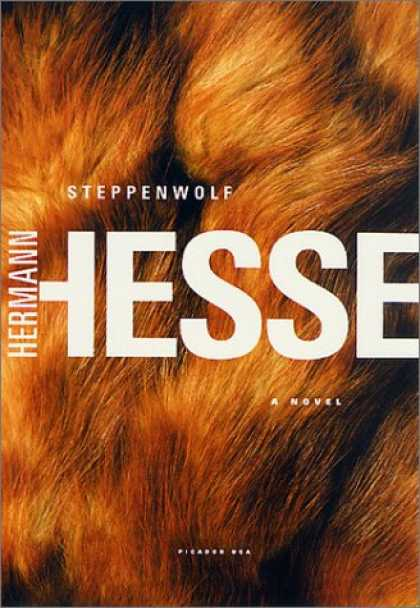 Greatest Book Covers - Steppenwolf