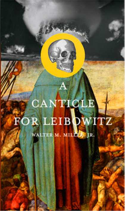 Greatest Book Covers - A Canticle for Leibowitz