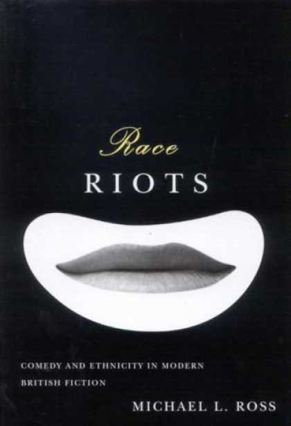Greatest Book Covers - Race Riots
