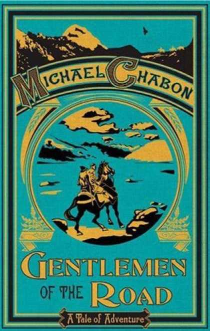 Greatest Book Covers - Gentlemen of the Road