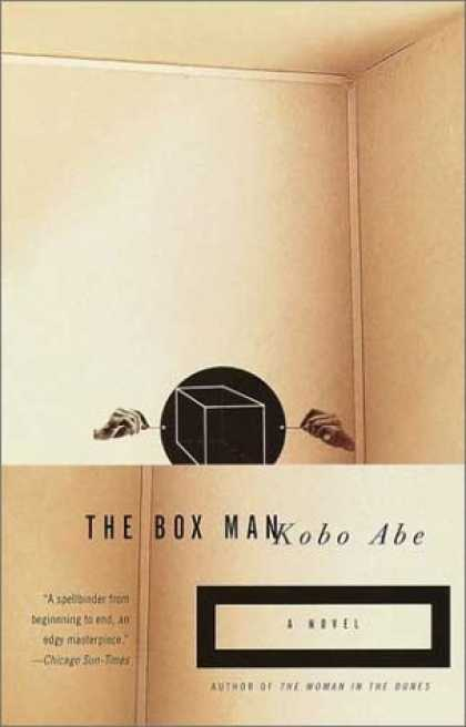 Greatest Book Covers - The Box Man: A Novel