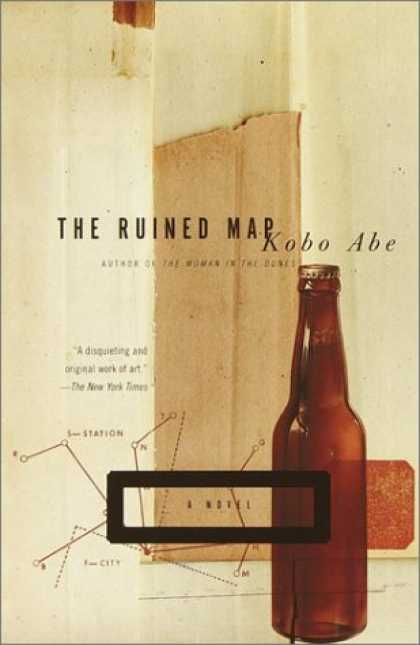 Greatest Book Covers - The Ruined Map