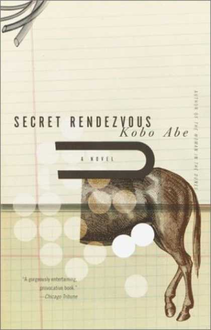 Greatest Book Covers - Secret Rendezvous