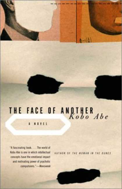 Greatest Book Covers - The Face of Another