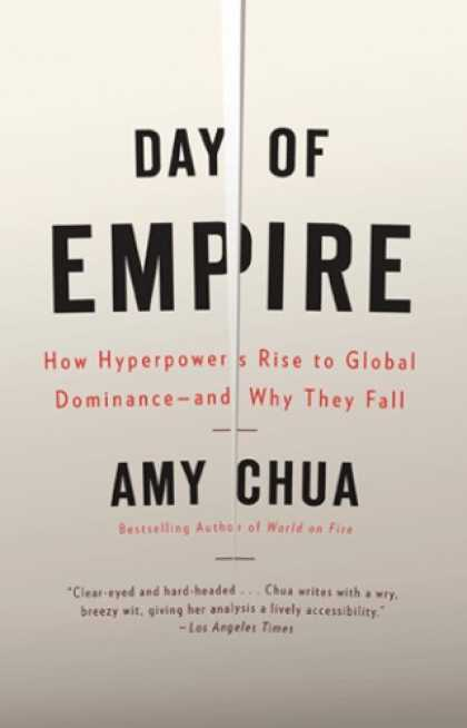 Greatest Book Covers - Day of Empire