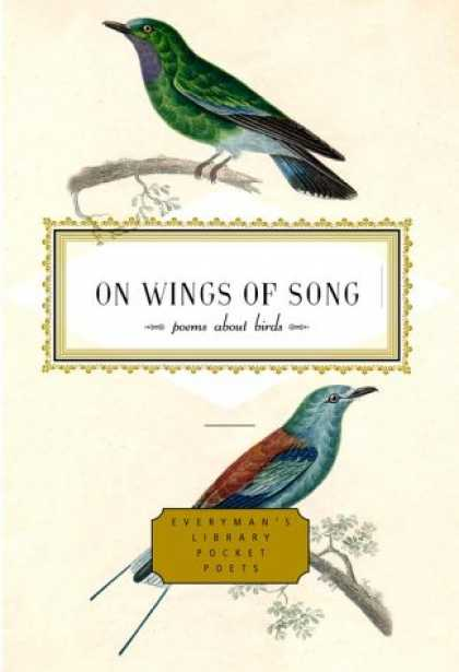 Greatest Book Covers - On Wings of Song