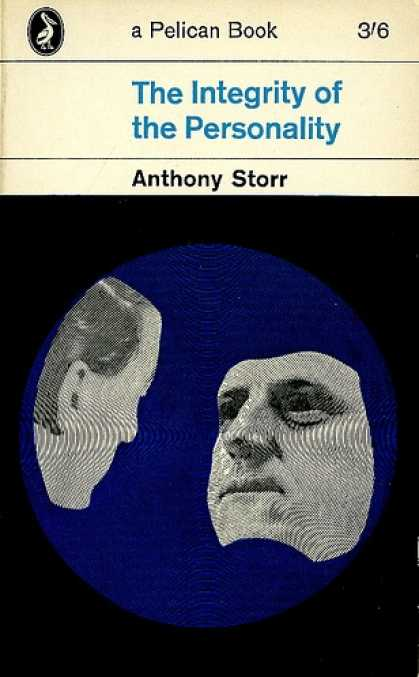 Greatest Book Covers - The Integrity of the Personality