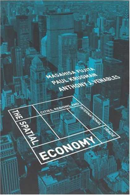 Greatest Book Covers - The Spatial Economy