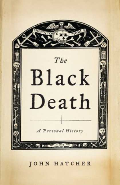 Greatest Book Covers - The Black Death