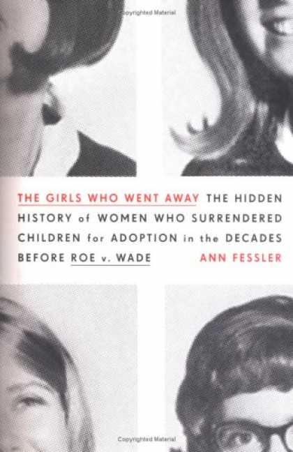 Greatest Book Covers - The Girls Who Went Away