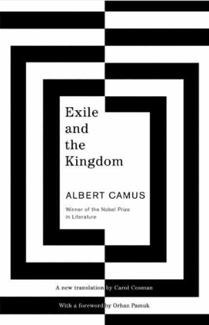 Greatest Book Covers - Exile and the Kingdom