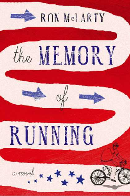 Greatest Book Covers - The Memory of Running