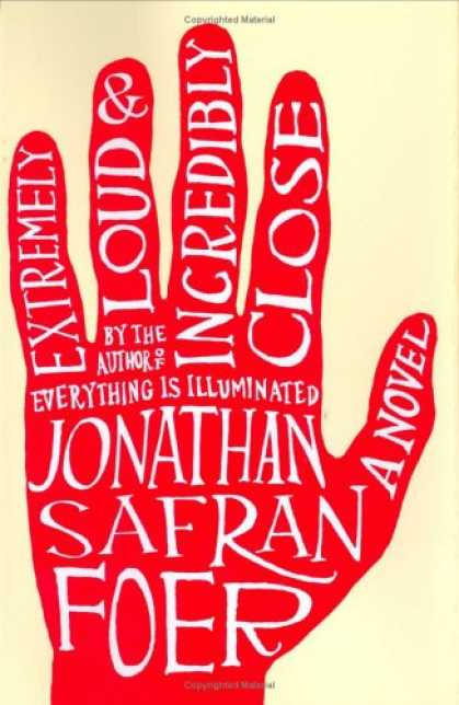 Greatest Book Covers - Extremely Loud and Incredibly Close