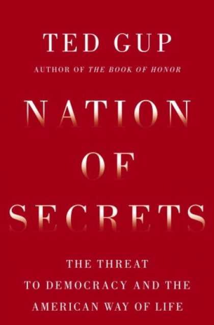 Greatest Book Covers - Nation of Secrets